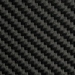 1080-SF12 Straight Fiber Black